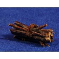 Balas de leña 3 cm madera
