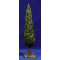 Ciprés 28 cm resina Artdemirs