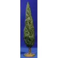 Ciprés 33 cm resina Artdemirs