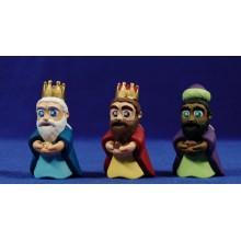 Reyes infantil 6 cm plástico Comansi