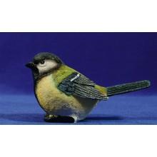 Pájaro carbonero 180 cm resina
