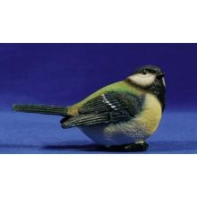 Pájaro carbonero 120 cm resina