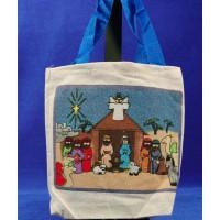 Bolsa regalo 19x19x3 cm ropa