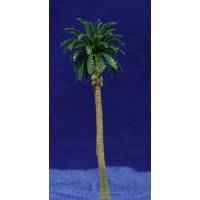 Palmera sin peana 8 cm plástico